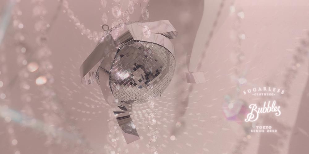BUBBLES新作